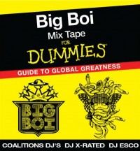 Big Boi - Mixtape for Dummies